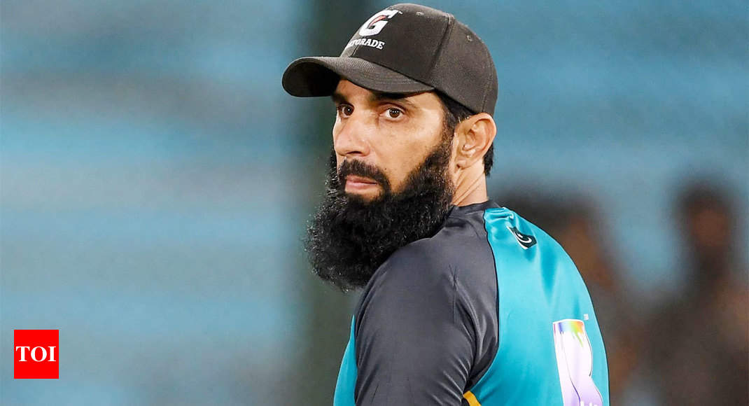 Something wrong with Pakistan's cricket system: Misbah-ul-Haq