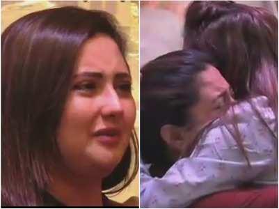 BB13: Rashami Desai's emotional outburst