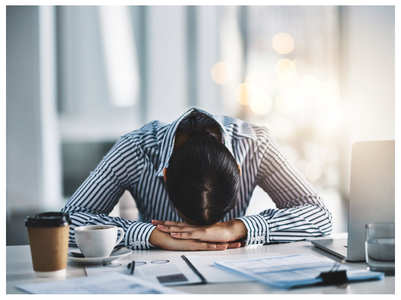 Workplace burnout: A mental health crisis