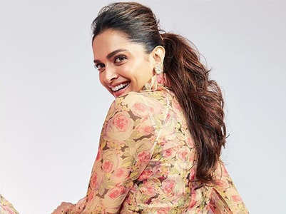 In Pic: Deepika shows how to wear florals