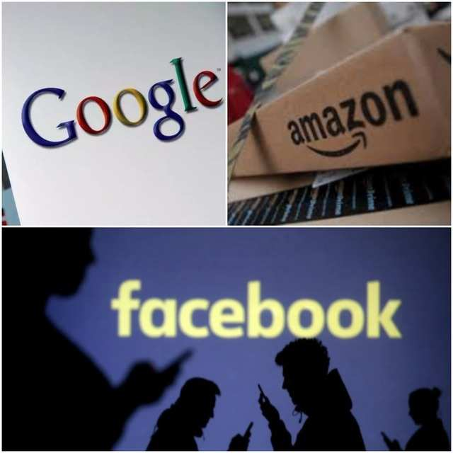 Government may have 'bad news' for Google, Facebook, Amazon and other tech companies