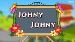 Kids Songs | Nursery Rhymes & Baby Songs 'Johny Johny Yes Papa' - Kids Nursery Rhymes In English