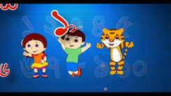 Children Songs | Nursery Rhymes & Baby Songs 'Sonkhya Ak Dui Tin' - Kids Nursery Rhymes In Bengali