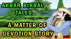 Kids Stories | Nursery Rhymes & Baby Songs - 'Akbar and Birbal - A Matter Of Devotion'- Kids Nursery Story In Tamil