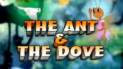 Kids Stories | Nursery Rhymes & Baby Songs - 'Tales Of Panchatantra - The Ant And The Dove'- Kids Nursery Story In Tamil