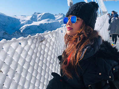 Adaa Khan takes off on solo vacation
