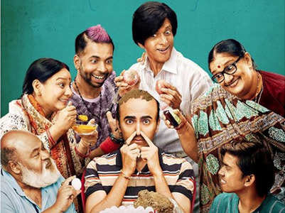 Ayushmann shares a new quirky poster of Bala