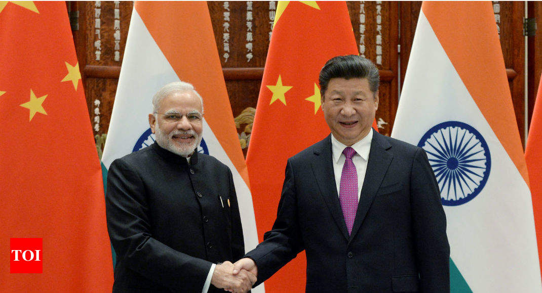 Modi-Xi summit to focus on how to move beyond differences: Chinese media | India News - Times of India