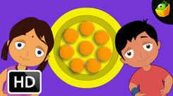 Best Kids Tamil Nursery Rhyme 'Vattamana Thattu' - Kids Nursery Rhymes In Tamil