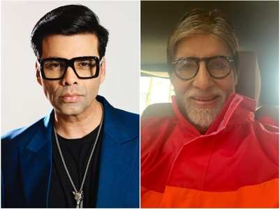 KJo wishes Big B with a special post