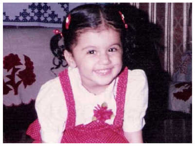 THIS childhood pic of Taapsee is unmissable!