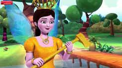 Kids Story | Nursery Rhymes & Baby Songs - 'The Truthful Woodcutter' - Kids Nursery Stories In Bengali