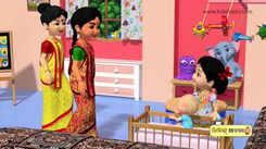 Children Bengali Nursery Rhyme 'Ghum Parani Mashi Pishi' - Kids Nursery Rhymes In Bengali