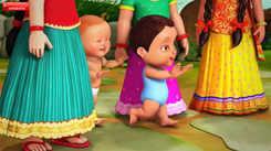Children Bengali Nursery Rhyme 'Tai Tai Tai Mamar Bari Jai' - Kids Nursery Rhymes In Bengali