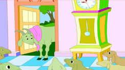 Kids Stories | Nursery Rhymes & Baby Songs - 'Little Goat' - Kids Nursery Story In English