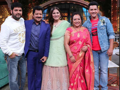 TKSS: Aditya's gf's liked father Udit more