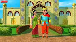 Kids Story | Nursery Rhymes & Baby Songs - 'King And The Queen' - Kids Nursery Stories In Bengali