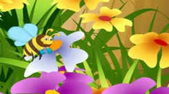 Learning Videos For Kids - 'Animal Sounds In Gujarati - Bee' - Kids Nursery Sounds In Gujarati