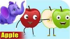 Children Popular Rhyme'Safarchand - Apple' - Fruit Rhyme in Marathi