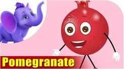 Children Popular Rhyme In Marathi 'Daalimba - Pomegranate' -  Fruit Rhyme InMarathi