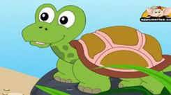 Learning Videos For Children - Different Sounds Of Animals - Tortoise