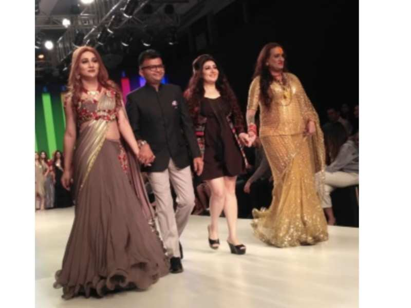 Day One Bombay Times Fashion Week 2019 Creates History Events Movie News Times Of India