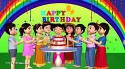 Kids Songs | Nursery Rhymes & Baby Songs 'Happy Birthday To You' - Kids Nursery Rhymes In English