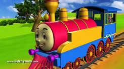 Kids Songs | Nursery Rhymes & Baby Songs 'Piggy On The Railway Line' - Kids Nursery Rhymes In English