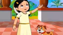 Popular Children Malayalam Nursery Song 'Njan Oru Pattu' - Kids Nursery Songs In Malayalam
