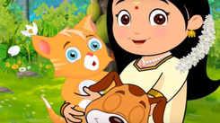 Children Malayalam Nursery Rhyme 'Kochu Poocha Kunjinoru - Ammutty' - Kids Nursery Rhymes In Malayalam