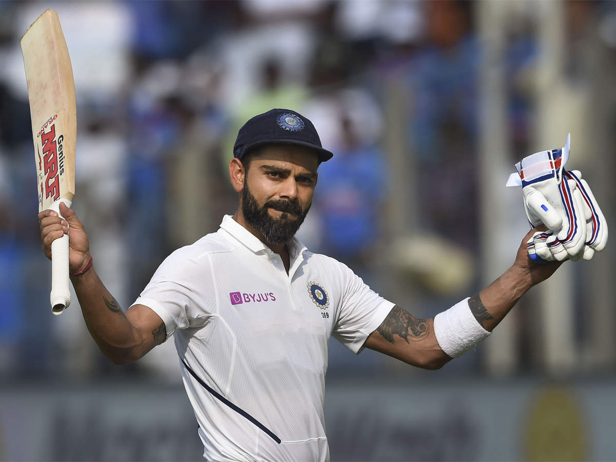 Virat Kohli: Full list of records set by the Indian skipper on Day 2 of the  Pune Test | Cricket News - Times of India