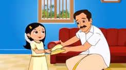 Popular Children Malayalam Nursery Song 'Pathu Pattu Udupu' - Kids Nursery Songs In Malayalam