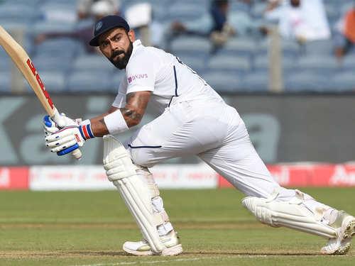Kohli surpasses Sachin, Sehwag for record double tons