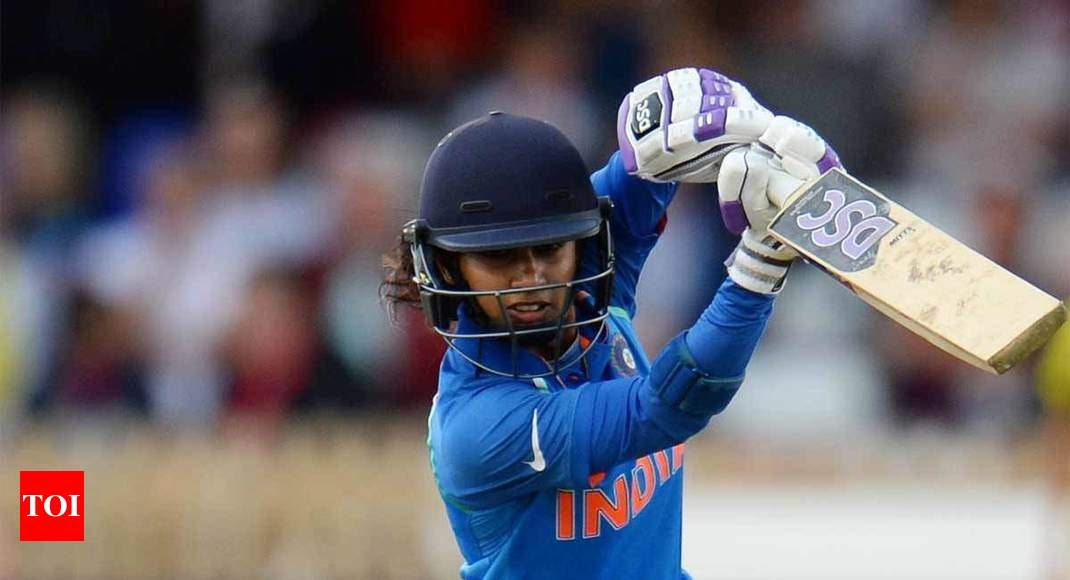 2nd ODI: Mithali, Raut steer Indian women to series-clinching five-wicket win over South Africa