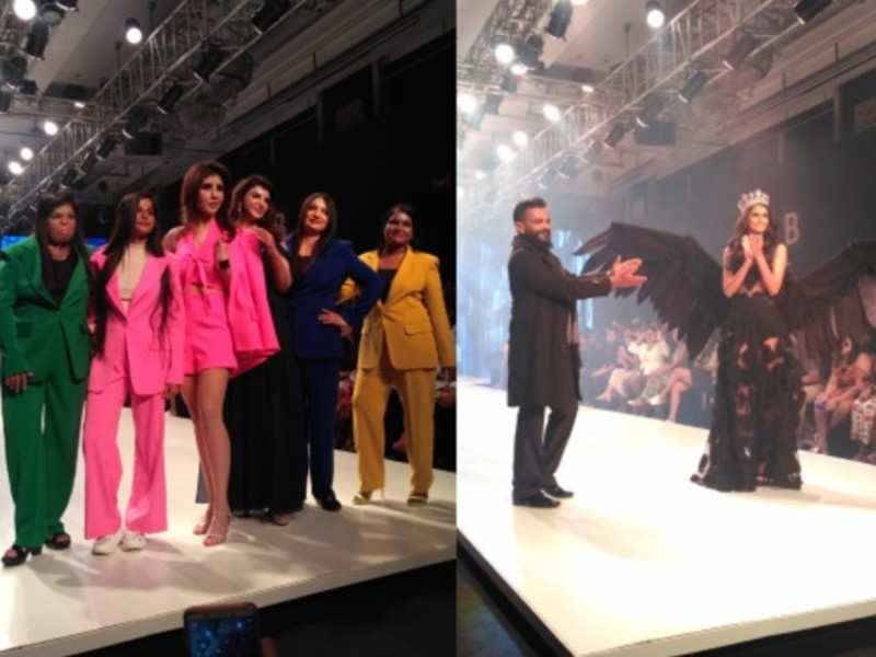Day One Bombay Times Fashion Week 2019 Saw More Striking And Transforming Designs Events Movie News Times Of India