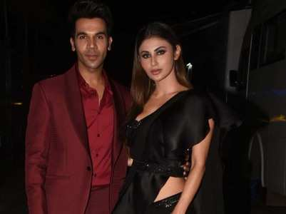 Pics: Rajkummar - Mouni promote Made In China