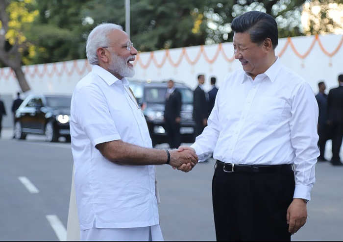 Chinese media bats for close ties with India