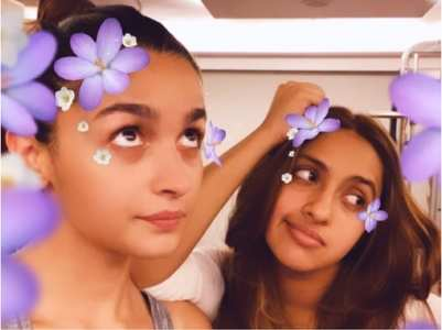 Alia's work out video will motivate you