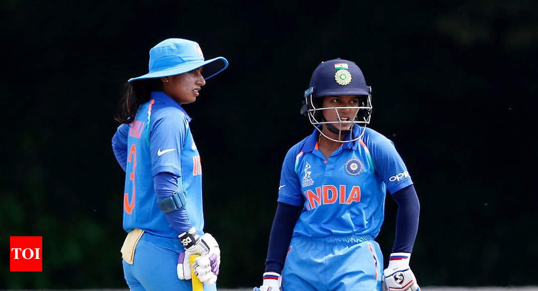 Mithali, Raut take India to victory against South Africa