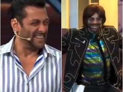 BB 13: Sunil Grover teases Salman Khan, watch