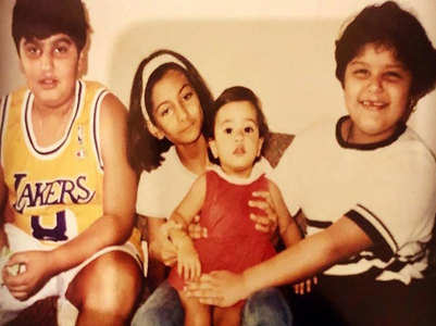 Arjun Kapoor's throwback pic is unmissable!