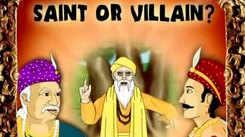 Kids Stories | Nursery Rhymes & Baby Songs - 'Saint Or Villain - Akbar And Birbal'- Kids Nursery Story In Tamil