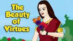 Kids Stories | Nursery Rhymes & Baby Songs - 'The Beauty Of Virtues - Vikram Betal'- Kids Nursery Story In Tamil