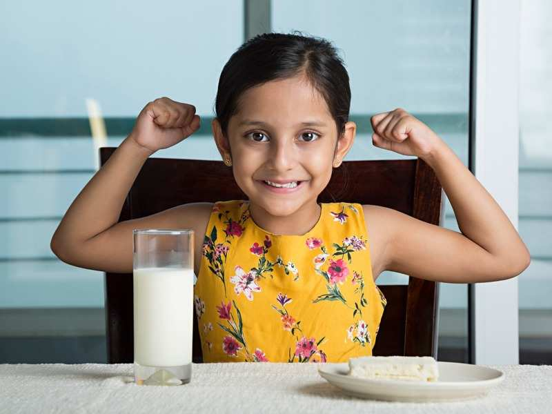 Deworming allows the child to have a better growth