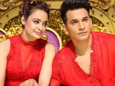 Prince-Yuvika eliminated from 'Nach...'?