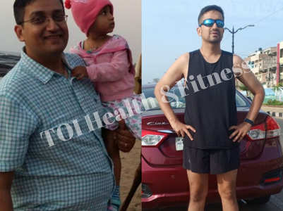 This guy gave up sugar and lost 41 kilos!