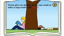 Kids Stories | Nursery Rhymes & Baby Songs - 'Trees'- Kids Nursery Story In English