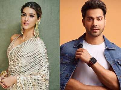 Kriti calls Varun a 'liar'; here's why!