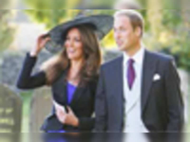 On coin Kate, William don't resemble real ones