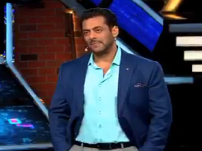 BB13: Salman reprimands contestants